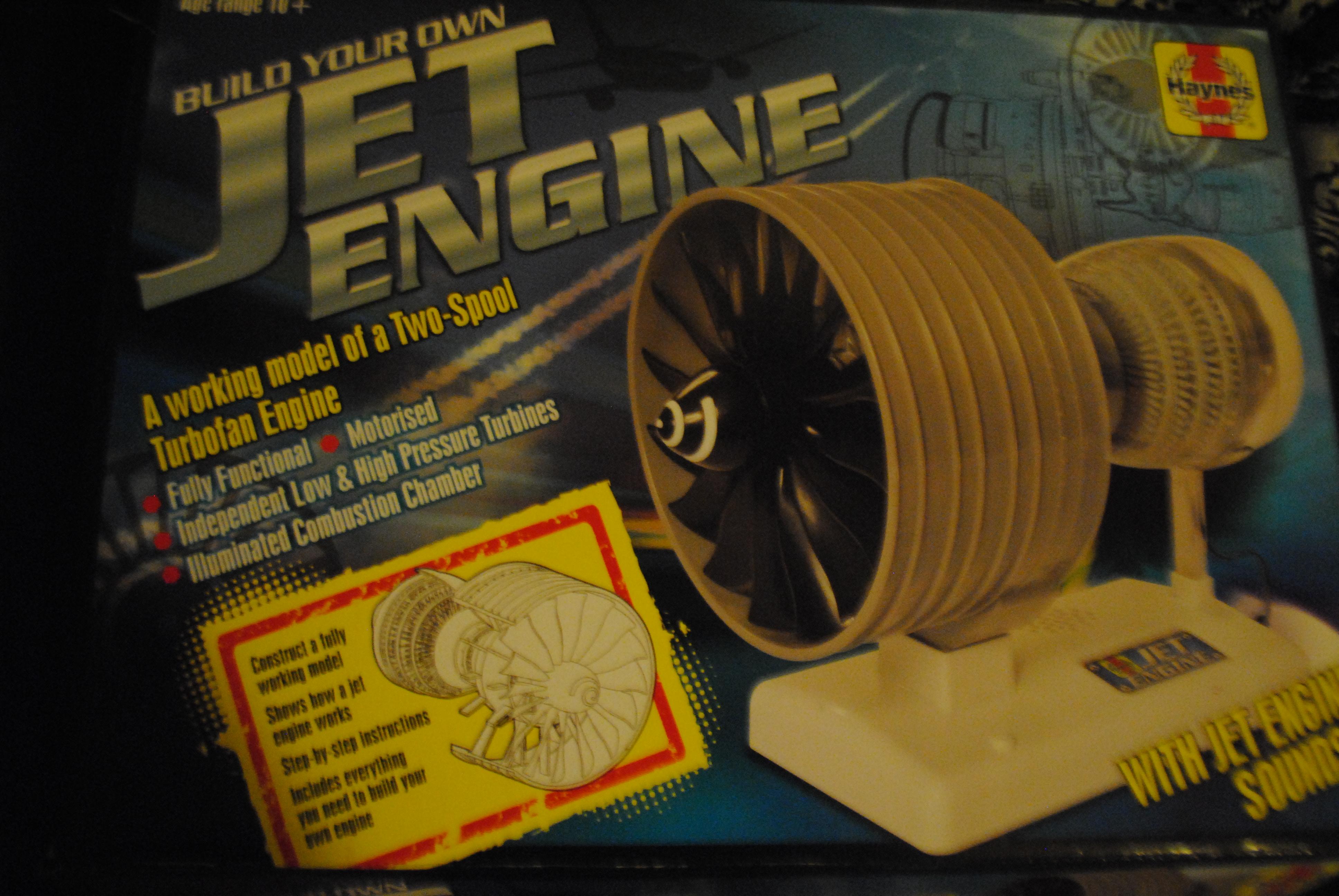Haynes Jet Engine review – Motorsport For Mental Health